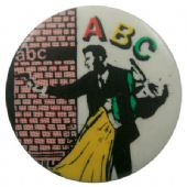ABC - 'Lexicon of Love' Button Badge